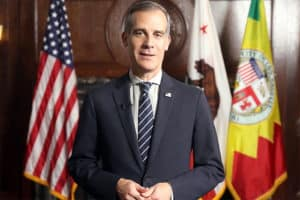 Video screenshot of Eric Garcetti